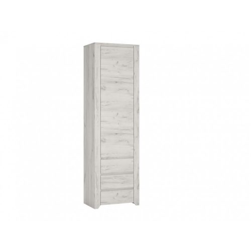 Angel TYp10 egy ajtós három fiókos szekrény