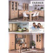 Farmer elemes hálószoba