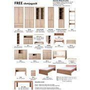 Free elemes szekrény 3