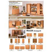 Mozaik elemes szekrény 2