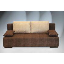 AKCIÓS Dover 155 kanapéágy Gerincvédő Zónával barna-capuccino