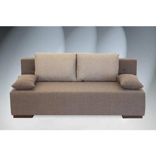 AKCIÓS Dover 155 kanapéágy Gerincvédő Zónával szürke Look